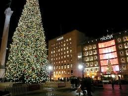 Christmas Decorations  Dkzodyu0027s WeblogChristmas Tree In San Francisco