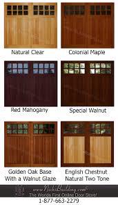 Overhead Door amelia overhead doors photos : Wood Overhead Garage Door Stain Ideas... Need help deciding on a ...