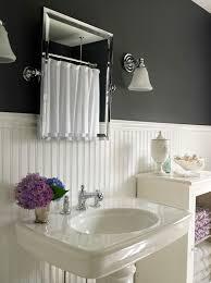 white beadboard bathroom. White Beadboard Bathroom
