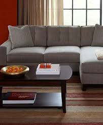 Best 25 Fabric sectional ideas on Pinterest
