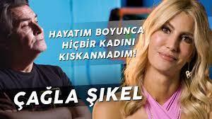 """ÇAĞLA ŞIKEL """"YUMURTALARIMI DONDURDUM! KIZ ÇOCUK İSTİYORUM!"""" - YouTube"""