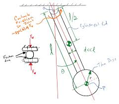 Viscous Damping 05_clock_pendulum_with_friction