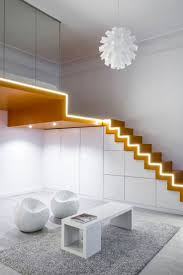 interior stairway lighting. gergo and peter batizipocsi interior stairway lighting