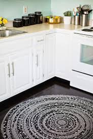 kitchen rugs black and white kutskokitchen