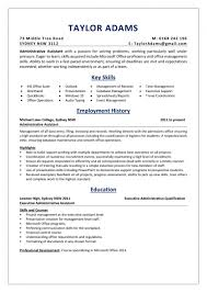 Office Administrative Assistant Resume Samples An Administrative Assistant Resume Sample Absolutely Free