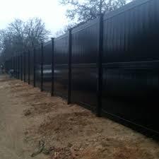 Black vinyl fence Rosewood Black Vinyl Privacy Fence With Red Brick Corners Vinyl Privacy Fencing Midland Vinyl Fence Coweta Oklahoma Pinterest Midland Vinyl Fence Fencing Privacy Rail Picket Coweta Ok