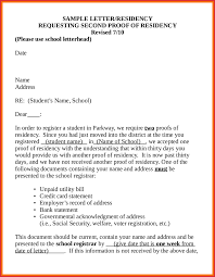 Awesome Address Verification Letter For School Npfg Online