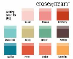 Close To My Heart 2018 Retiring Colors Scrapbook Cowgirl