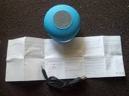 review bluetooth shower speaker bts 06 budgetlightforum com bts contents