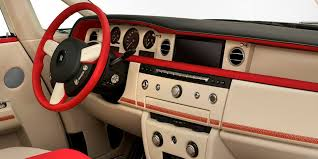 rolls royce phantom interior 2013. interior of the rolls royce phantom coupe ruby limited edition 2013 r