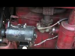 polarizing your delco remy generator on a farmall a b c sa super c polarizing your delco remy generator on a farmall a b c sa super c