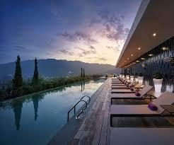 Rooftop Infinity Pool Picture of G Hotel Kelawai George Town