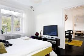 bedroom with tv. Simple Bedroom With Tv Interior Design L