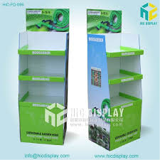 Table Top Product Display Stands Custom Cardboard Display Stands For Garden Tool Tabletop Cardboard Display
