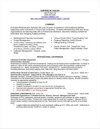 Resume Objective Examples Administrative Assistant Resume Template