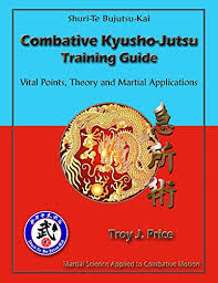 Kyusho Jitsu Chart Combative Kyusho Jutsu Training Guide Vital Points Theory