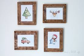 how to make a simple photo frame this step by step tutorial shows you how
