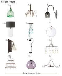 home lighting guide. Cisco Home Ultimate Lighting Guide Master Light Emily Henderson Design