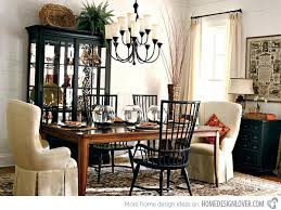 dining room table with diffe colored chairs mismatched dining dining room table with chairs and bench