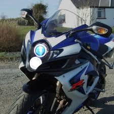 Hid Lights For Gsxr 600 Kt Headlight For Suzuki Gsxr600 Gsx R6002006 2007 Led Angel