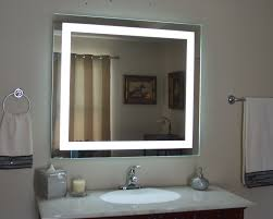bathroom vanities mirrors and lighting. Vanity Mirrors With Lights Makeup Lighting Table Mirror \u2014 Interior Home Designw35 Bathroom Vanities And