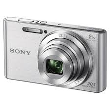sony digital camera 16 megapixel with price. sony cybershot dscw830 20.1mp digital camera with case and 8gb memory card - silver 16 megapixel price y