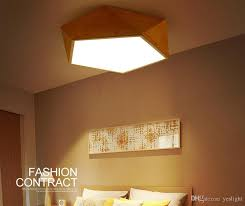 choose living room ceiling lighting. 2018 Scandinavian Dome Ceiling Lights Geometric Living Room Simple Modern Bedroom Light Wood Study Lamp Tattoo Japanese Master From Yeslight, Choose Lighting D