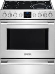 frigidaire professional fpeh3077rf 30 electric range stainless steel
