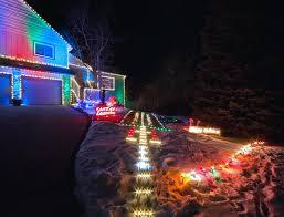 xmas lighting decorations. christmas decor santa runway lights xmas lighting decorations