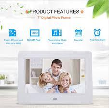 10inch lcd display digital photo frame