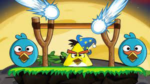 Angry Birds Space Big Bomb - PROTECT ALL BIRDS FROM ASTEROID - YouTube