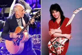 <b>Pete Townshend</b> Pays Tribute to Eddie Van Halen - Rolling Stone