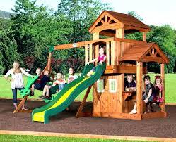 outdoor playsets costco home depot playground set custom backyard outdoor