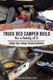 19 Best Camping in truck images | Pickup trucks, Tent camping, Campers