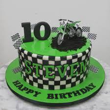 Latest Dirt Bike Cake Ideas Dirtbike Birthday Cake Children S Dirt