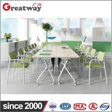 folding conference room chairs with wheels. office meeting training folding table with wheels computer desk - buy table,office table,computer product on conference room chairs
