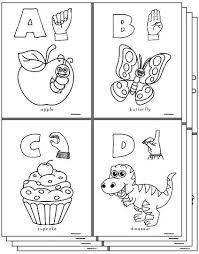 I created 26 alphabet sheet to help my preschool and kindergarten age student get a gentle introduction to phonics as they for current subscribers that will confirm your subscription and release the pdf file immediately to email inbox. Coloring Pages Alphabet Coloring Pages Pdf