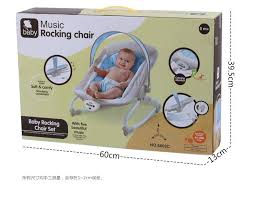 Multifunctional Baby Musical Rocking Chair Baby Bouncer Swing Rocker ...