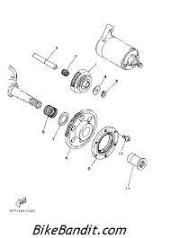 yamaha warrior 350 parts. warrior raptor engine servicing 2005 yamaha 350 yfm350rt starter clutch parts best oem for