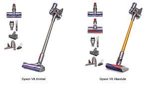 Dyson V7 Models Comparison Chart Dyson Vacuum Cleaners Comparison Chart