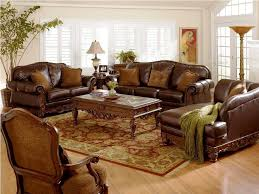 Leather Couch Decorating Living Room Agreeable Decorating Ideas Using Rectangle Black Wooden Stacking