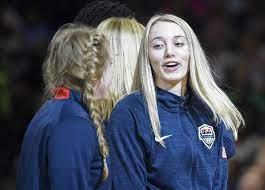 UConn recruit Paige Bueckers talks ...