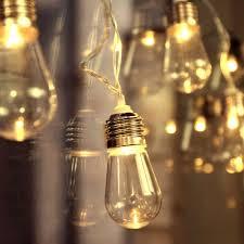 Kikkerland Edison Lampjes Lichtslinger