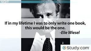 night by elie wiesel quotes and best essay night by com college  night by elie wiesel quotes also awesome night summary history quotes video lesson transcript night elie night by elie wiesel