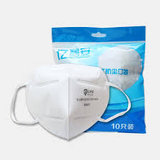 <b>10Pcs</b> KN95 <b>FFP2</b> 3D Foldable <b>Mask Protective Mask</b> Dustproof ...