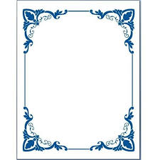 Frame For Word Pretty Page Borders Microsoft Word Liked On Polyvore