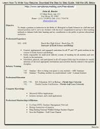 Example Teaching Resume Best Of Objective For Teacher Resume Printable Preschool Assistant Resumes