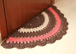 half circle rugs in uk