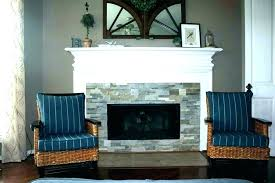 stone veneer fireplace surround stone fireplace surround