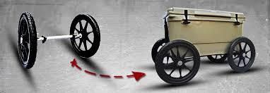 all terrain model cooler wheel kit